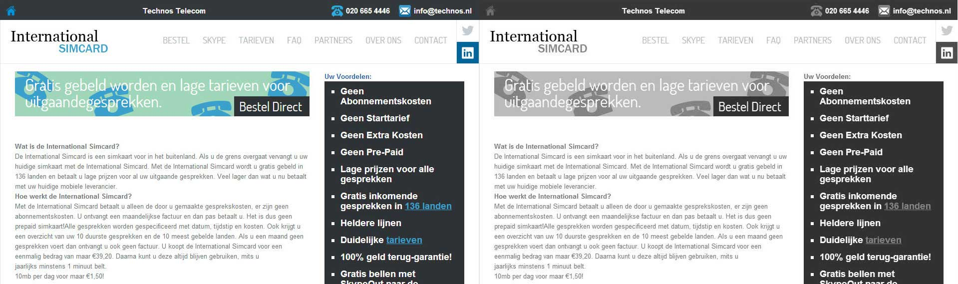 International Simcard Ignis ICT